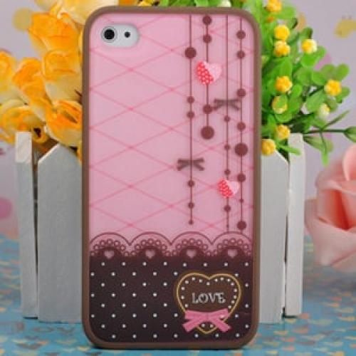 Чехол Ero case Chocolate Lover для IPhone 4-4s