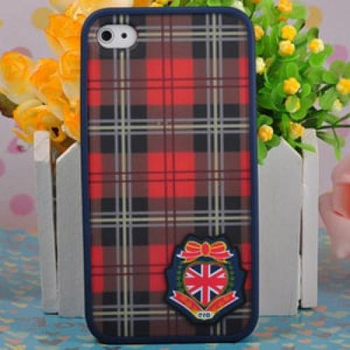 Чехол Ero case UK Flag для IPhone 4-4s