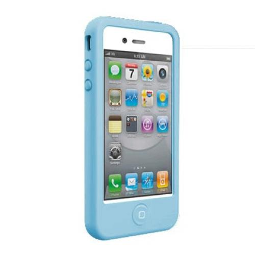 Чехол SwitchEasy Colors Blue Синий для IPhone 4-4s