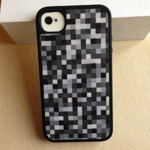 Чехол Speck Pixel Party Black/White для IPhone 4/4s