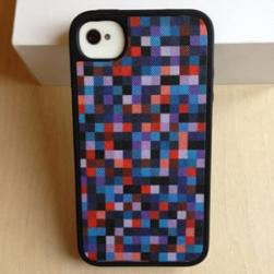Чехол Speck Pixel Party Pink/Grey для IPhone 4/4s