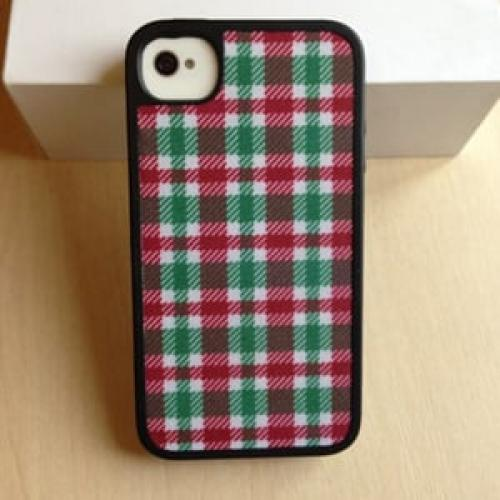 Чехол Speck FreshMesh Red-Green для IPhone 4-4s