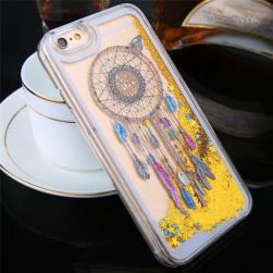 Пластиковый чехол Dreamcatcher Feathers Colored Цветной для iPhone 6&6s