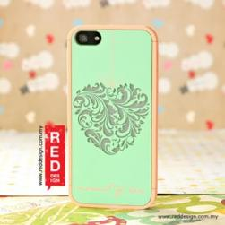 Чехол Ero case Tiffany heart для IPhone 5