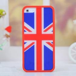 Чехол Ero case Flag Great Britain для IPhone 5