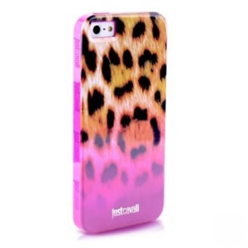 К�пи�� Силиконов�й �е�ол justcavalli macro leopard Леопа�д