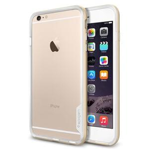 Бампер Neo Hybrid EX Champagne Gold Шампань для iPhone 6 Plus