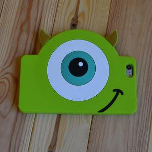 Силиконовый чехол 3D Disney Monster Mike для IPhone 6 Plus/6s Plus