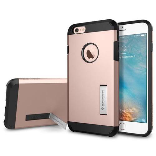 Защитный чехол SGP Perfect Armor Rose Gold Розовое Золото для IPhone 7