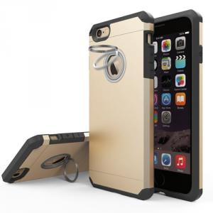 Защитный чехол Tough Armor 360 Rotate Gold Шампань для IPhone 7
