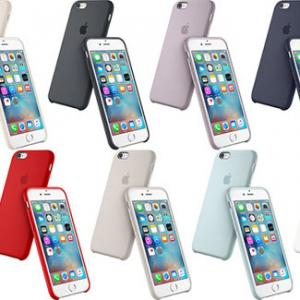Новые цвета Apple Silicone/Leather для iPhone 6s/6s Plus