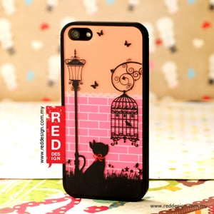 Чехол Ero case Black Cat для IPhone 5