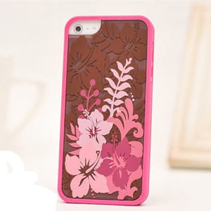 Чехол Ero case Summer Flower для IPhone 5